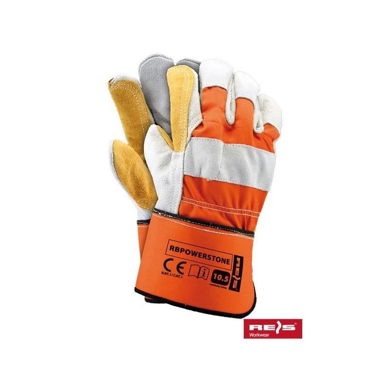 Rękawice wzmacniane RBPOWERSTONE PJSH 10
