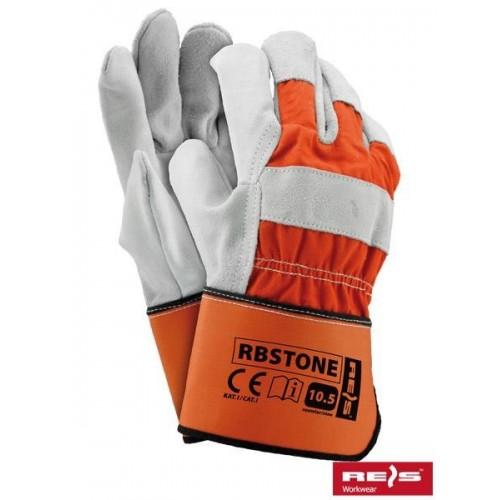 Rękawice wzmacniane RBSTONE PJS 10