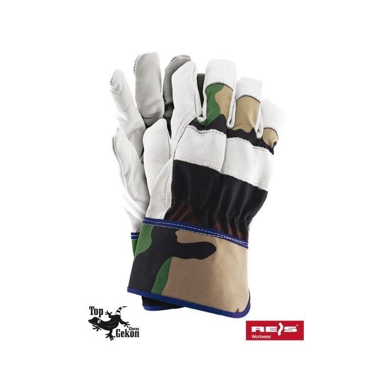 Rękawice wzmacniane RFORESTER MOW 10,5