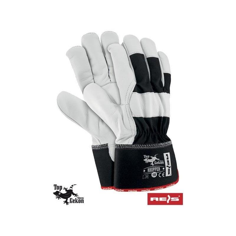Rękawice wzmacniane RHIPPER BW 10