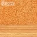 Ręcznik frotte Perfect pomarańczowy