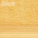 Ręcznik frotte Perfect żółty