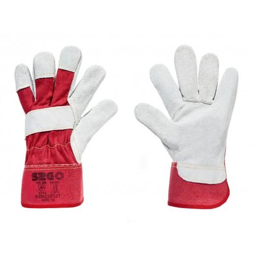 Rękawice drelichowe S2GO Kingsplit