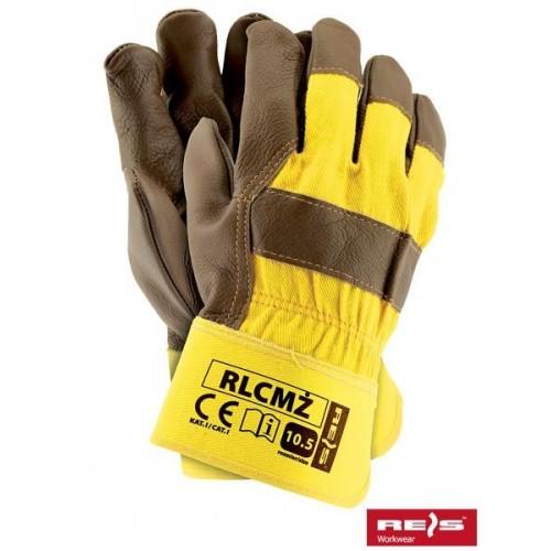 Rękawice wzmacniane RLCMŻ YCK 10