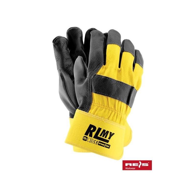 Rękawice wzmacniane RLMY YCK 10