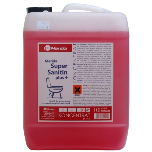 Merida Super Sanitin Plus