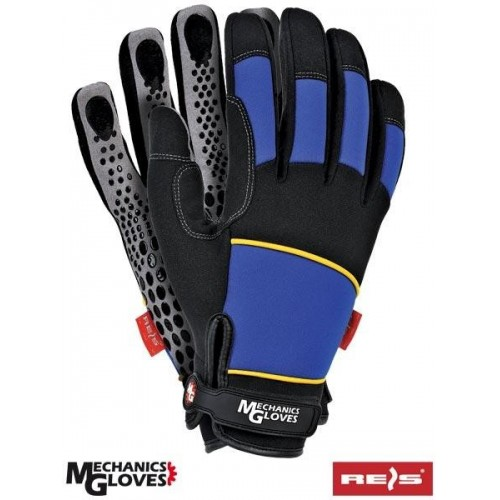 Rękawice monterskie RMC-AQUARIUS NBS L