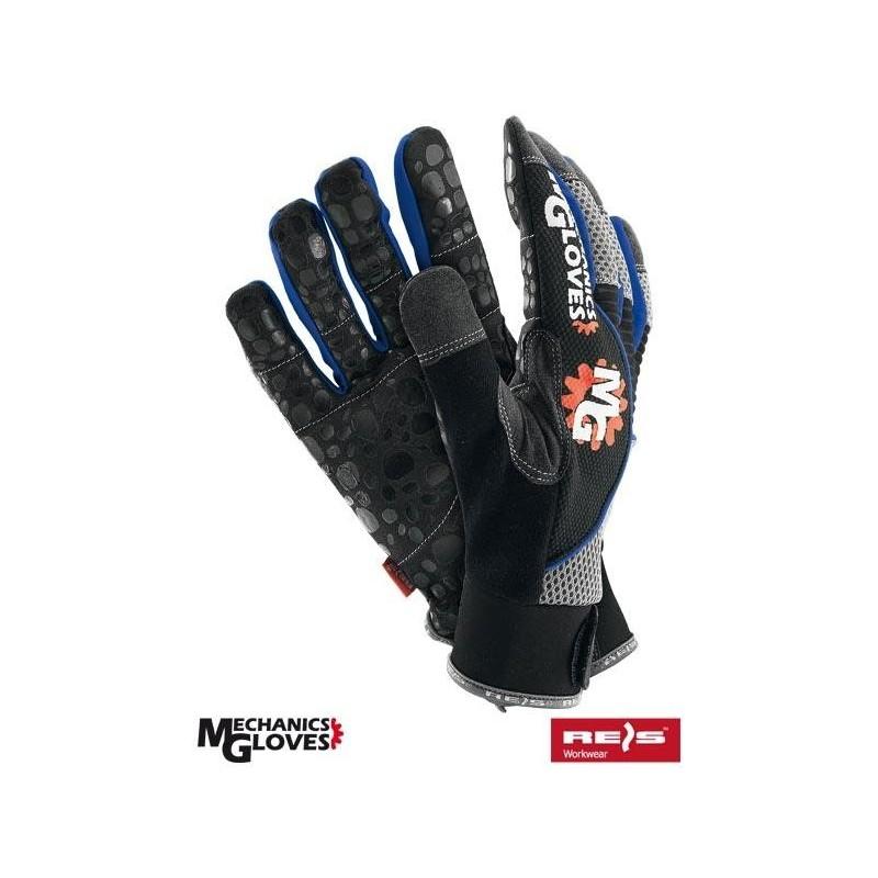 Rękawice monterskie RMC-AQUATIC BSN XL