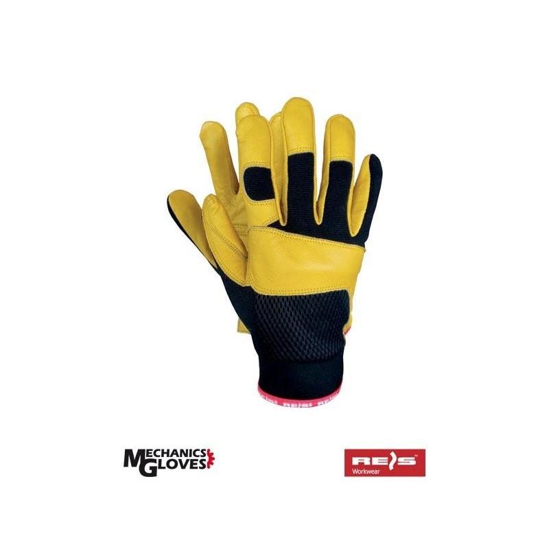 Rękawice monterskie RMC-FORCE BY
