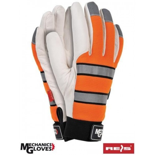 Rękawice monterskie RMC-FORNAX L