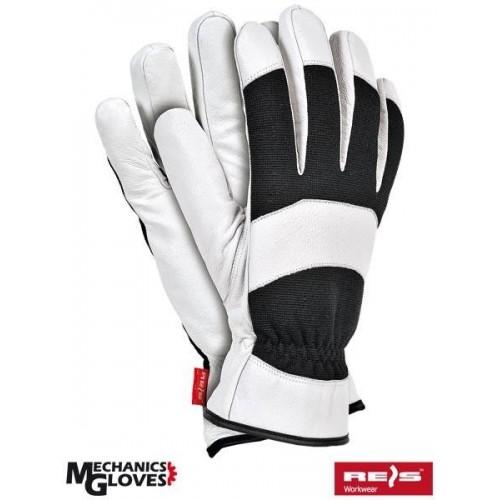 Rękawice monterskie RMC-GEMINI BW L