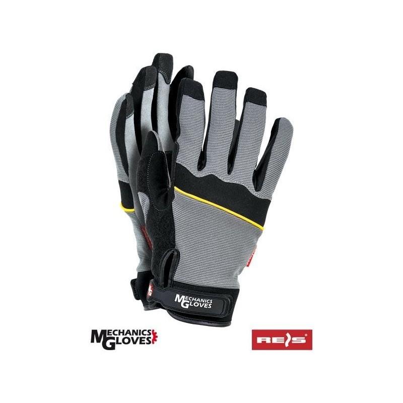 Rękawice monterskie RMC-HERCULES SB L