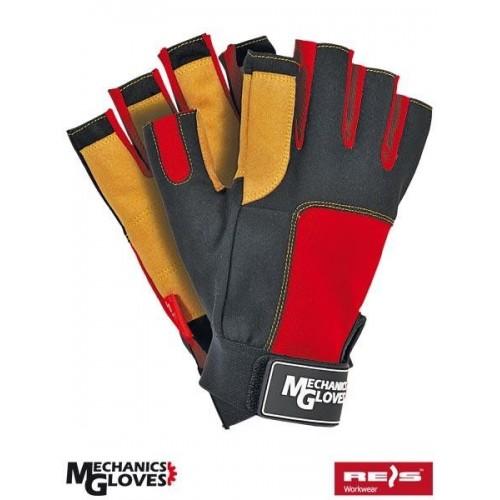 Rękawice monterskie RMC-LIBRA BCY