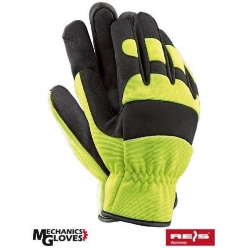 Rękawice monterskie RMC-MECHANIC YB