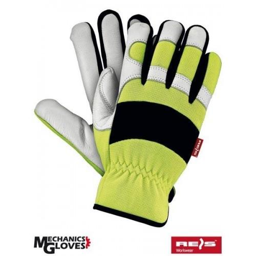 Rękawice monterskie RMC-MERATON YWB