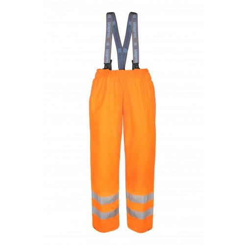 Spodnie do pasa wodoochronne ostrzegawcze AquaPros 4189