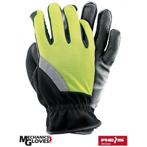 Rękawice monterskie RMC-MEVIS YBS