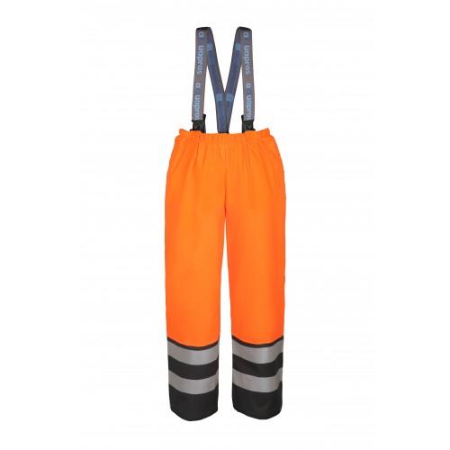 Spodnie do pasa wodoochronne ostrzegawcze AquaPros 4289