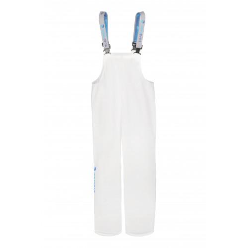 Spodnie ogrodniczki wodoochronne spożywcze AquaPros 4487