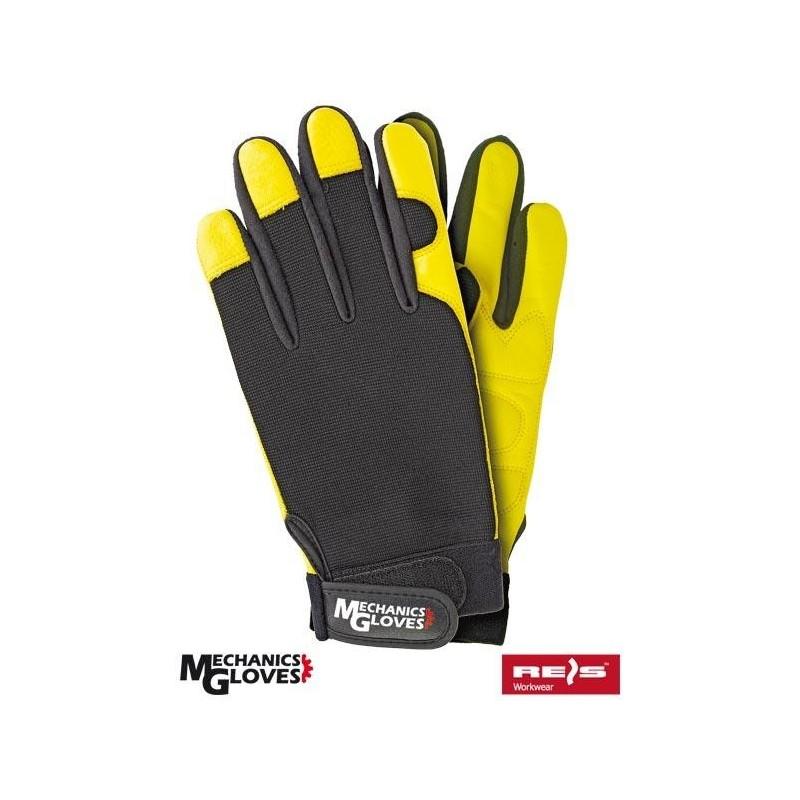 Rękawice monterskie RMECH BY