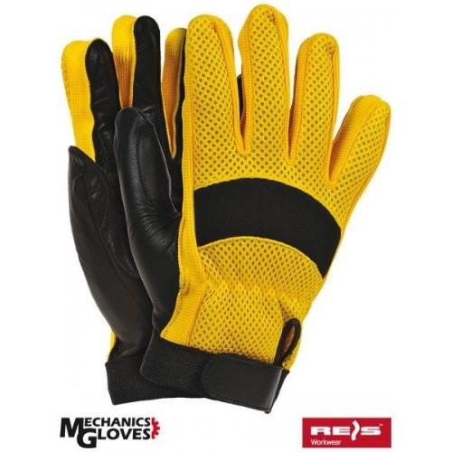 Rękawice monterskie RYELOT YB 10