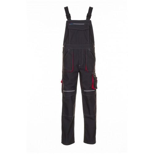 Spodnie ogrodniczki Basalt