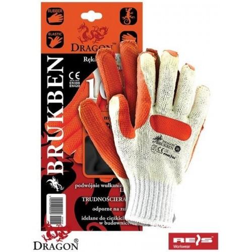 Rękawice ochronne BRUKBEN WP 10