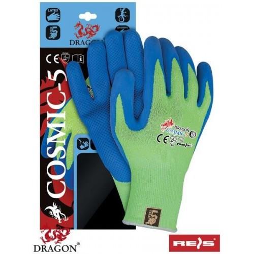 Rękawice antyprzecięciowe COSMIC-5 JZN 10