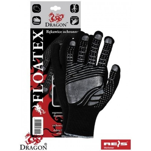Rękawice nakrapiane FLOATEX BS