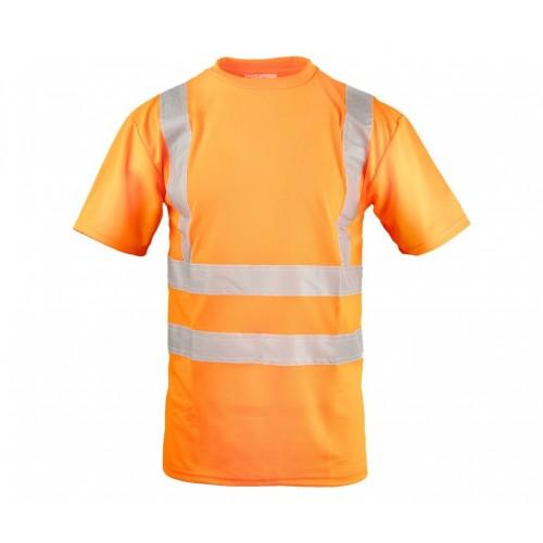 Koszulka z pasami odblaskowymi Brixton Flash