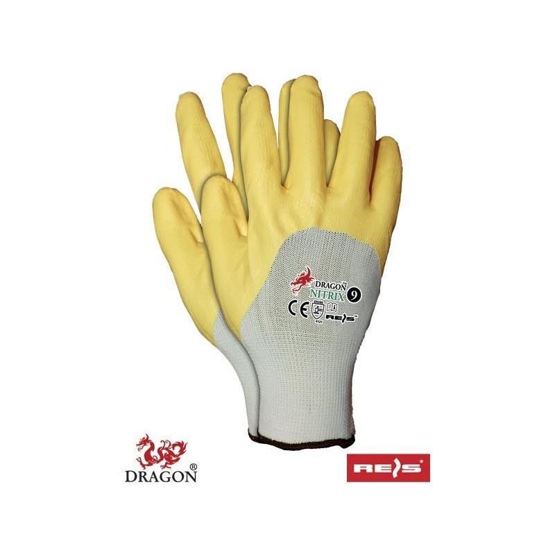 Rękawice ochronne NITRIX WY