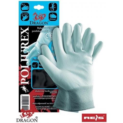 Rękawice ochronne POLIUREX JNW