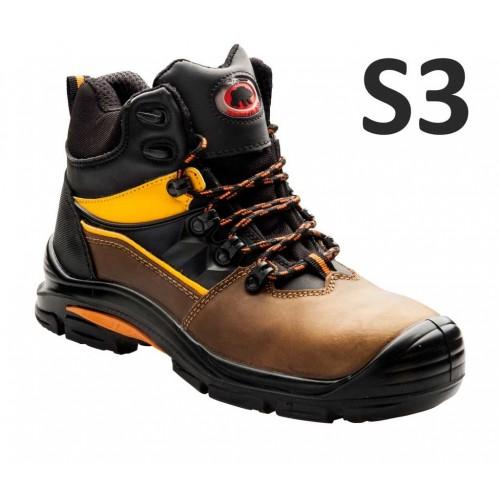 Trzewiki bezpieczne Bearfield K08 S3 SRC