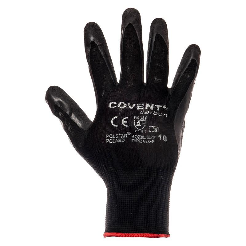 Rękawice powlekane Covent Carbon
