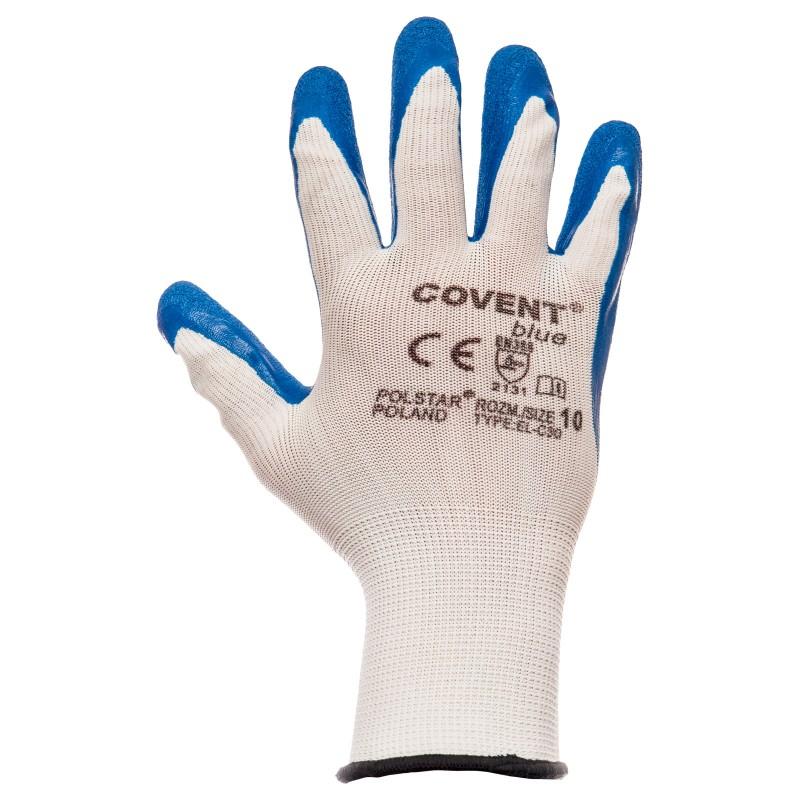 Rękawice powlekane Covent Blue