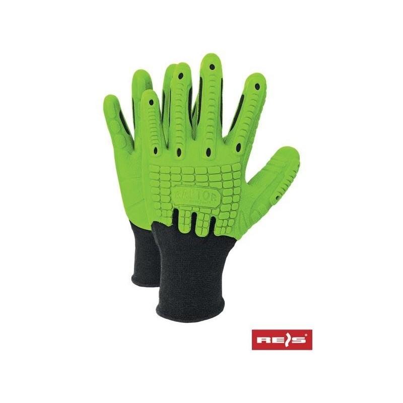 Rękawice ochronne RAPTOR ZB L