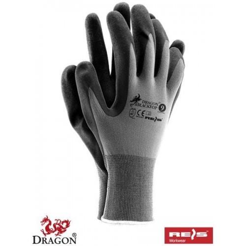 Rękawice ochronne RBLACKFOP SB