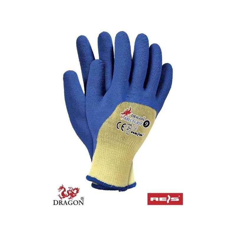 Rękawice ochronne RBLUEGRIP YN