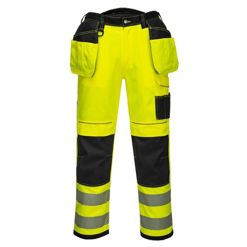 Spodnie ostrzegawcze PW3 T501