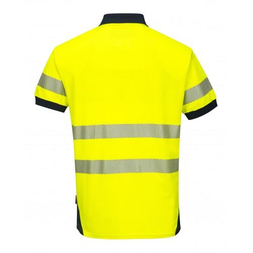 Koszulka polo ostrzegawcza Vision T182