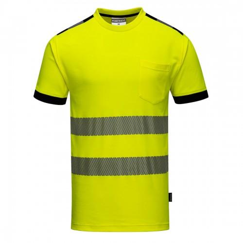 Koszulka ostrzegawcza PW3 T181
