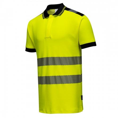 Koszulka polo ostrzegawcza PW3 T180