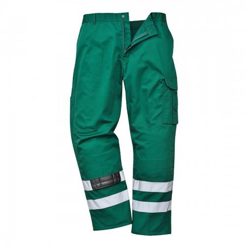 Spodnie bojówki z odblaskami Iona S917
