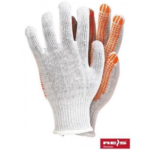 Rękawice ochronne RDZN-flexiFLUO WP 10