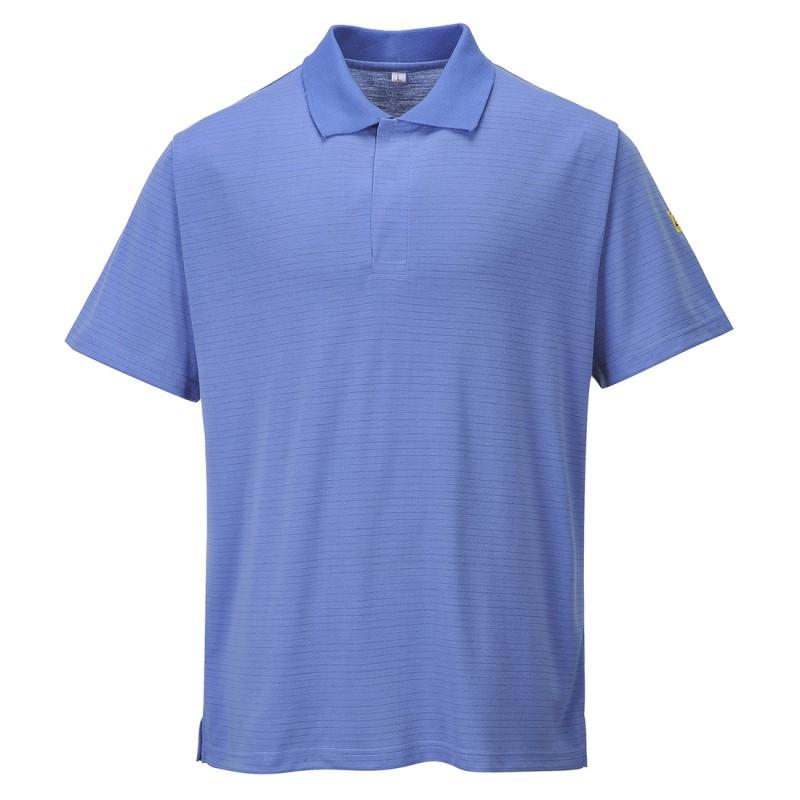 Koszulka polo antyelektrostatyczna ESD AS21