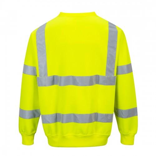 Bluza ostrzegawcza B303