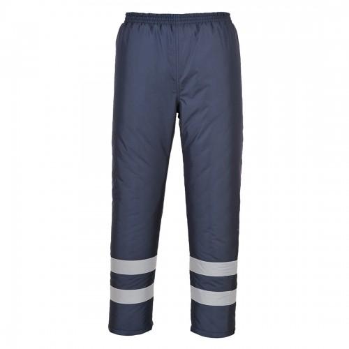 Spodnie ocieplane z odblaskami Iona Lite S482