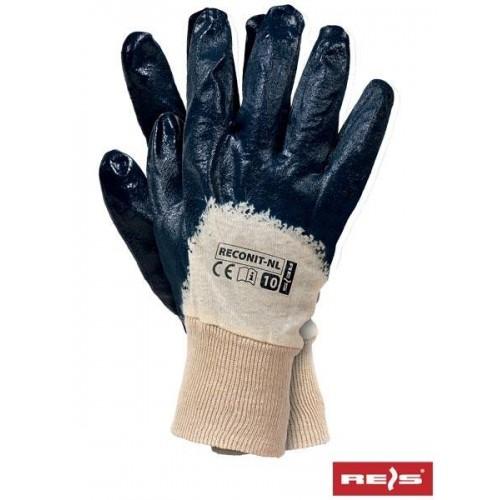 Rękawice ochronne RECONIT-NL BEG 10