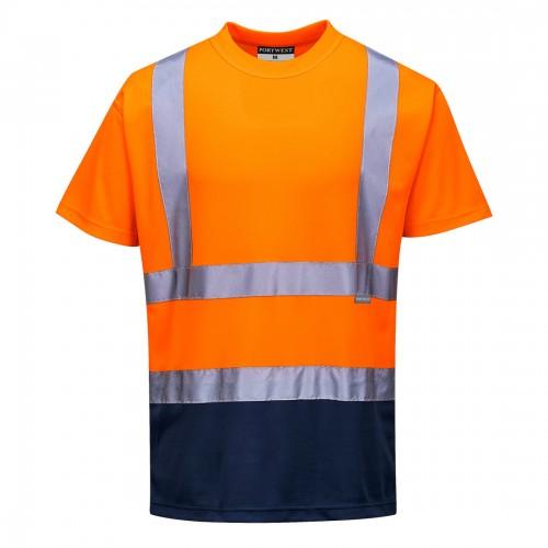 Koszulka ostrzegawcza S378