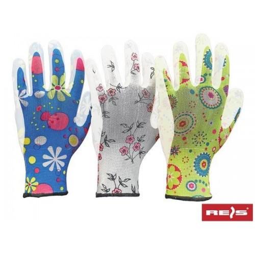 Rękawice ochronne RGARDEN-PU MIX